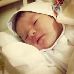 La bebe mas hermosa! @yanisk2 @JoseBustamante7