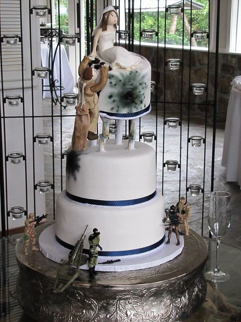 military wedding cakes pictures wedding cake flickr photo 17370