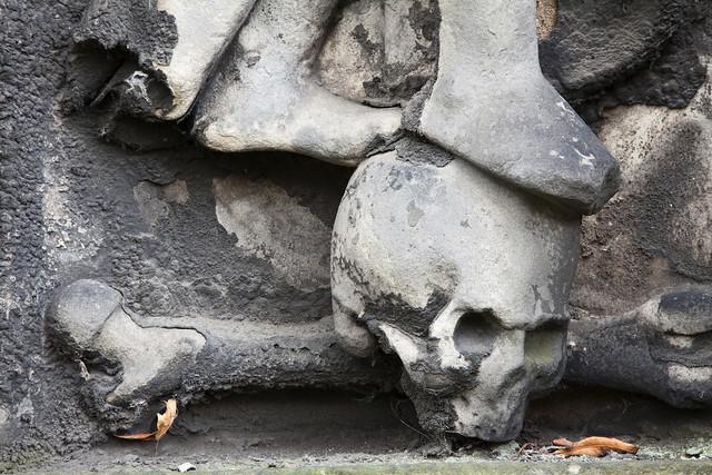 Crushed skull   Skull ...