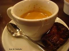 Espresso @ ル・ヌー・パピヨン
