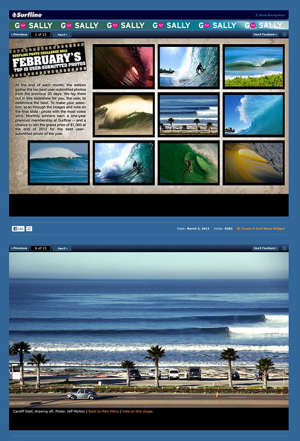 surfline feature