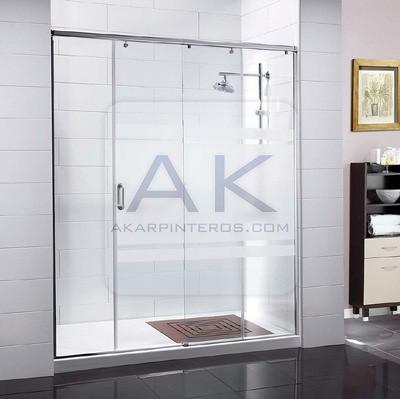 Mamparas de ducha solucion ideal para ba os modernos for Mamparas de ducha acrilicas