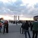 Olympiastadion em dia de jogo