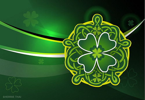 Lucky Clover Design
