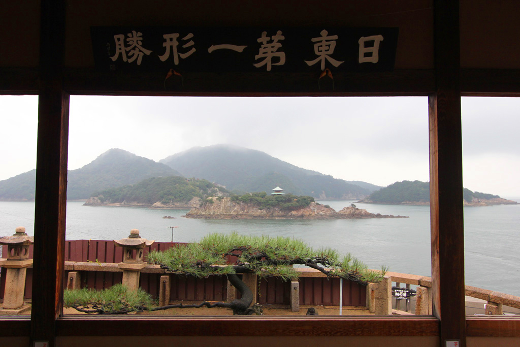 Ponyo on the Cliff by the Sea, Tomonoura City Guide (8)