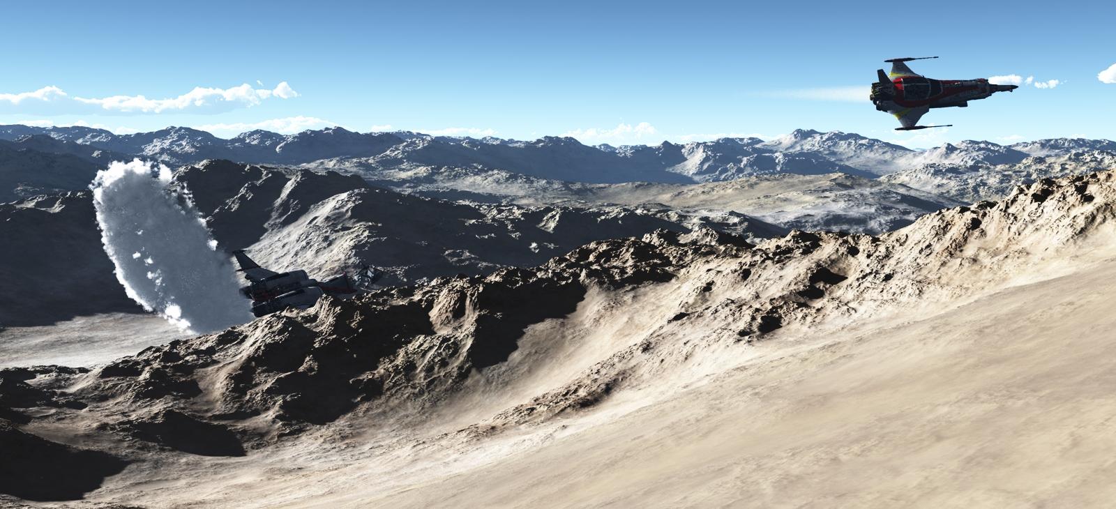 rocky desert4222