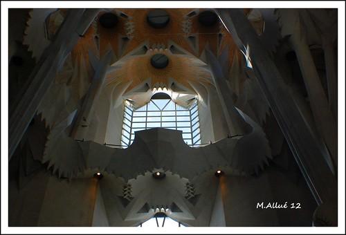 Sagrada Familia 4 by Miguel Allué Aguilar