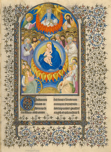 013- Belles Heures of Jean de France duc de Berry- Folio 218r - ©The Metropolitan Museum of Art