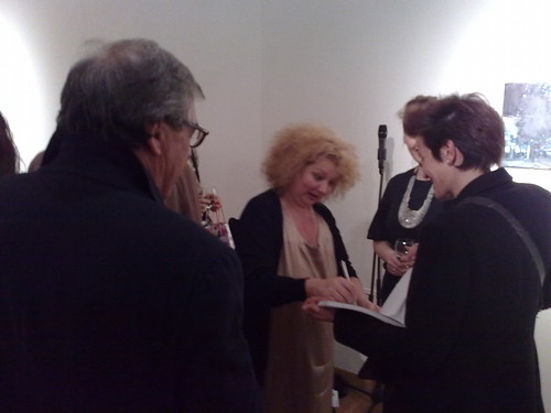 Autografo da Marlene Dumas by durishti