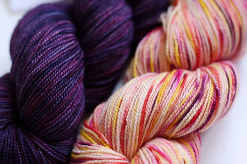 Sock Yarn by jenib320