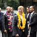 Ambassador Huebner visits Auckland Schools