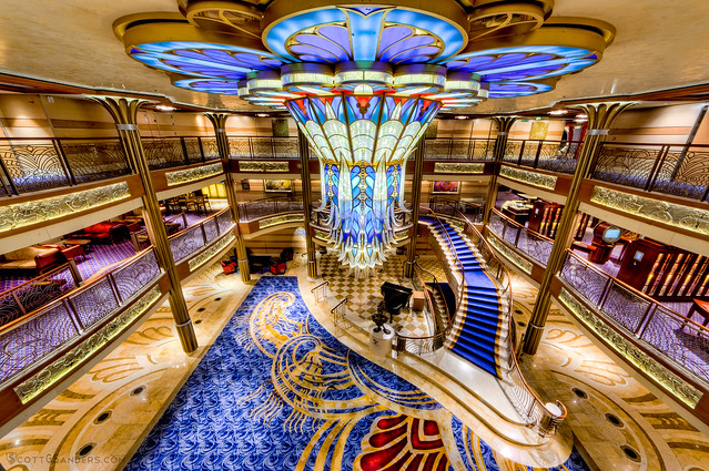 Disney Dream - Atrium Lobby III