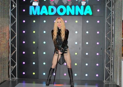 Madonna Wax