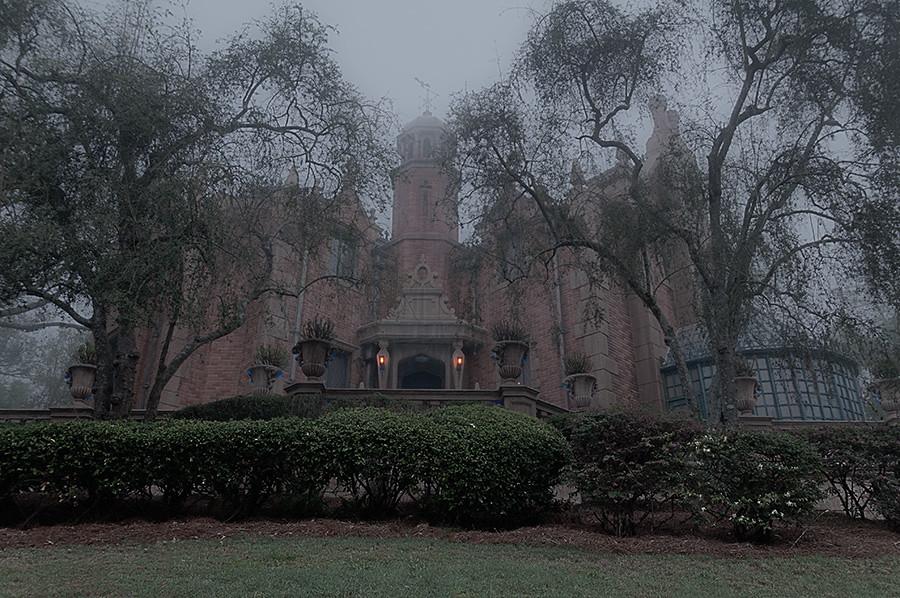 Creepy Old Mansion Scoob IMG