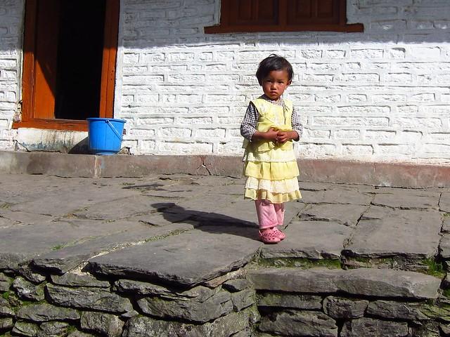 Nepali Girl (Day 1)