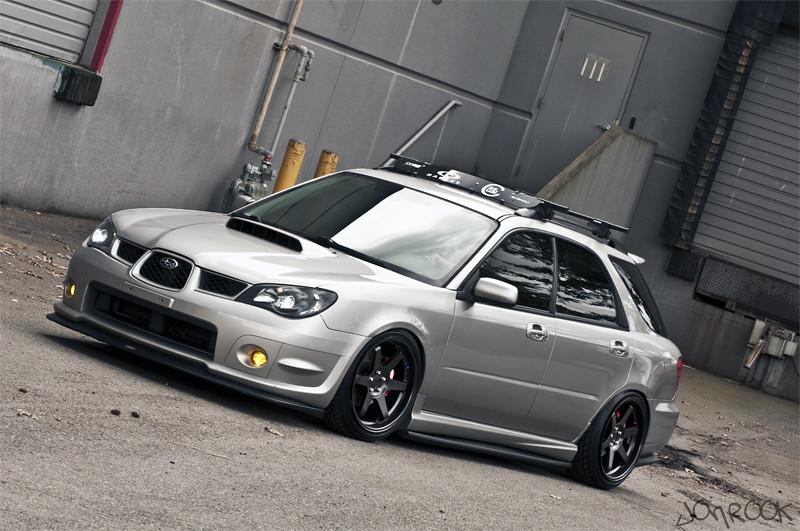 2003 Subaru Impreza WRX STi Version 8 (Germany Import ... |2003 Impreza Wrx Wagon Stanced