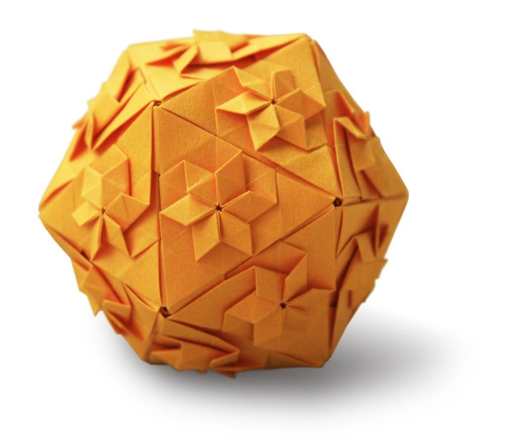 Star Icosahedron (Evan Zodl)