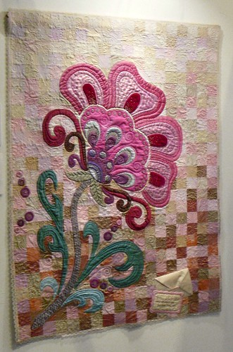 Flower Patchwork Quilt