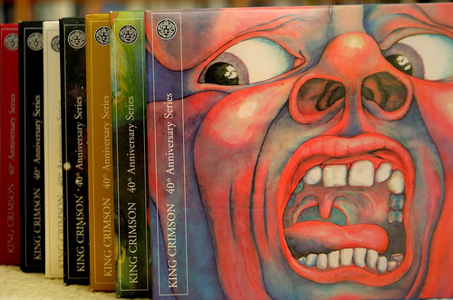 King Crimson - 40th Anniversary Series