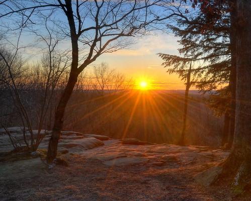 sunset ohio nature nikon peninsula hdr cuyahogavalleynationalpark virginiakendall cvnp photomatix tonemapped peninsulaohio nikond90