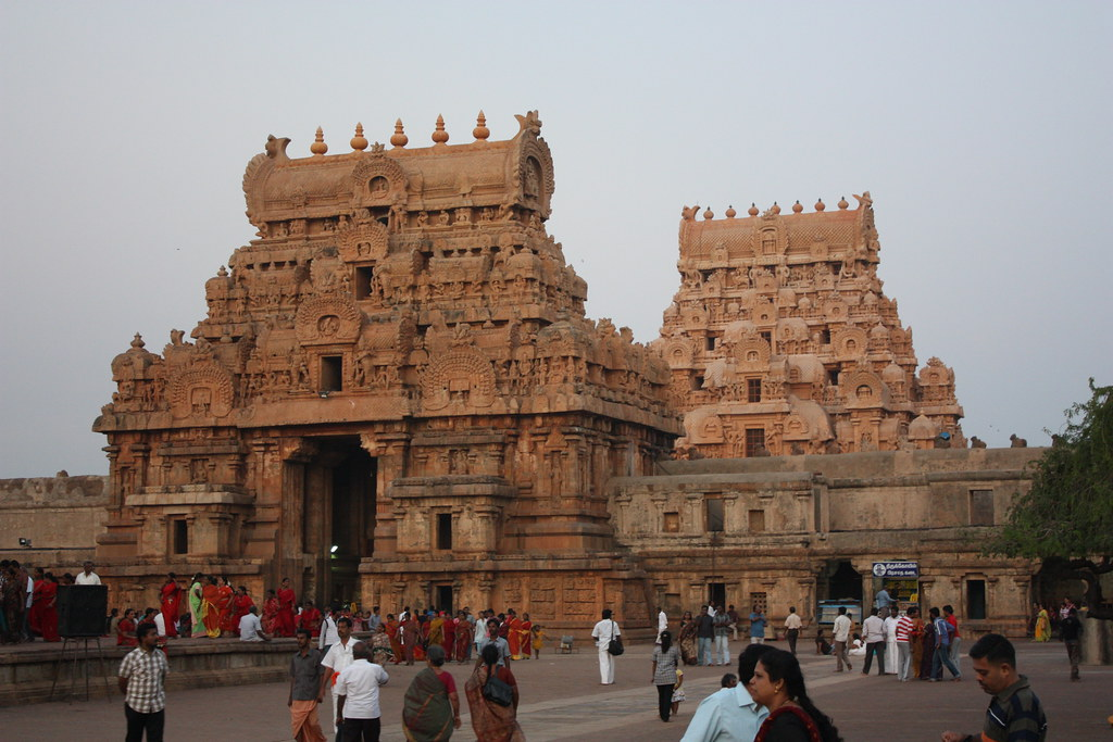 Thanjavur Brihadishwara Temple Hd Photos And Wallpaper Directory
