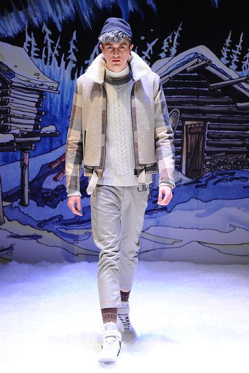 FW12 Tokyo FACTOTUM016(Fashion Press)