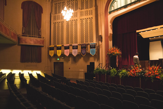 Details of a Graduation