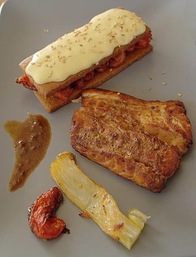 La cuisine des toiles la cuisine - Cuisiner fenouil braise ...