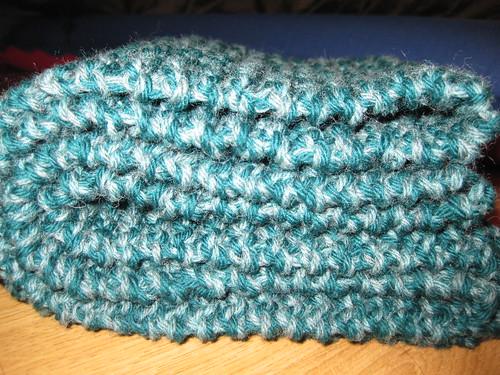 teal scarf 002