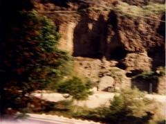 003.Barranco túneles y cuevas