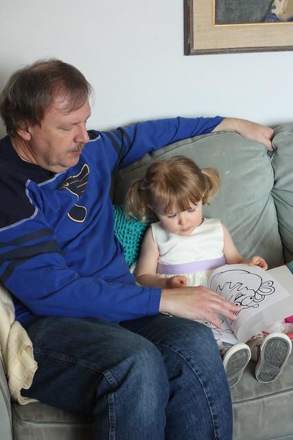 C and grandpa