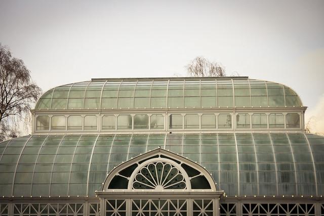 Full Glass Conservatory