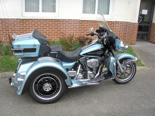 Trike EML Harley Davidson
