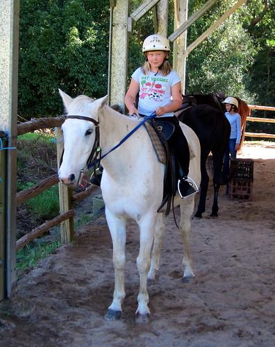 Riding Narla