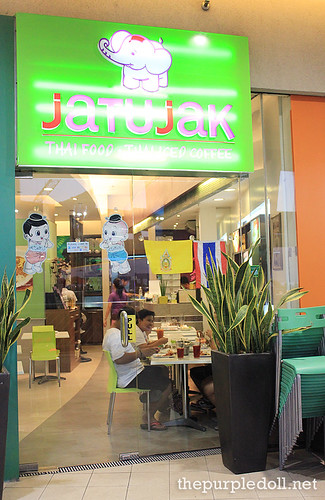 Jatujak Storefront