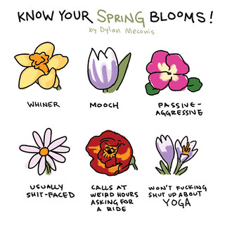 Know Your Spring Blooms