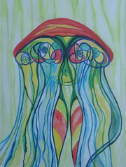 Clyde the Jellyfish - sold!