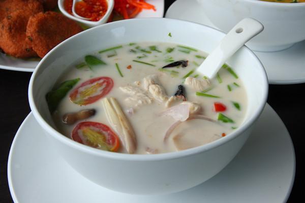 Samira Thai Chicken Tom Kha