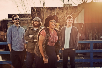 Alabama Shakes!  New!  Improved!  Now with BIGGER venue!