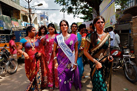 Koovagam: A gathering of the transgender community