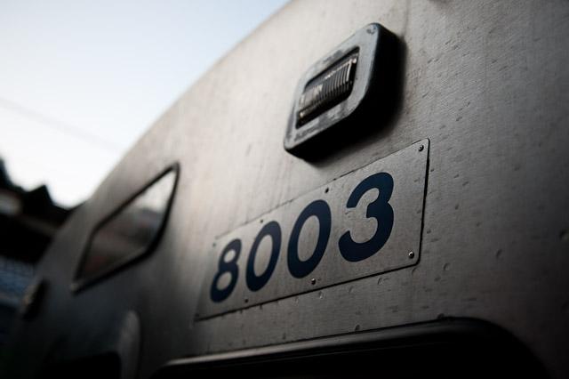 伊豆急行 8000系 TB-3編成 クハ8003