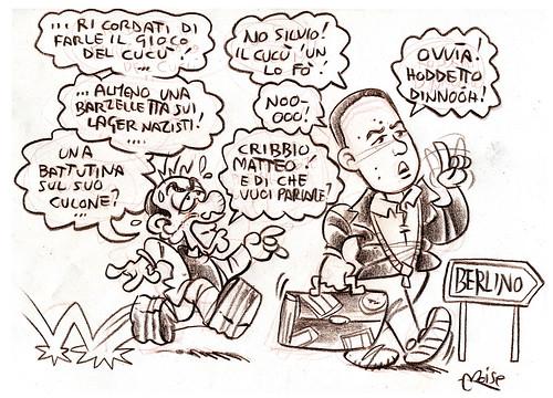 Il Suggeritore by Moise-Creativo Galattico