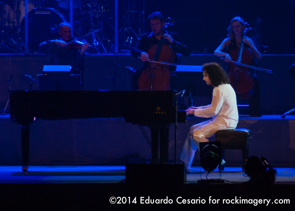 Yanni - World Tour - Argentina 2014