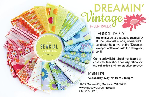 Dreamin Vintage Launch Party by Jeni Baker