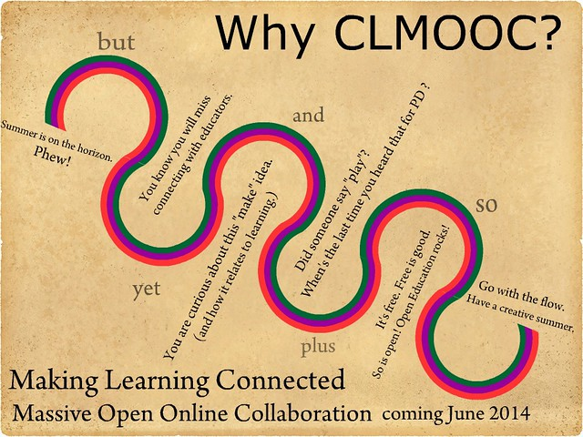 Pathway into the CLMOOC