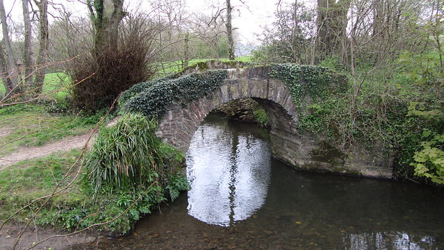 16th century packhorse bridge