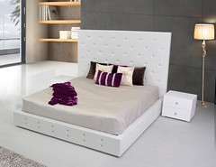 floor, bed frame, furniture, room, box-spring, bed sheet, bed, interior design, bedroom,