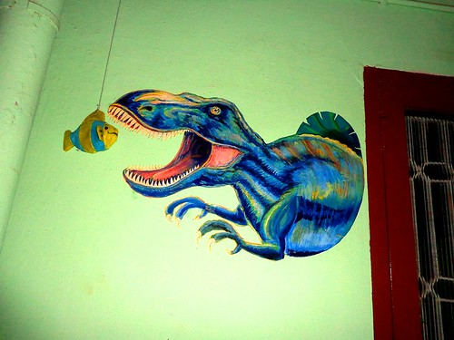 3D ART in our home in Chennai,India