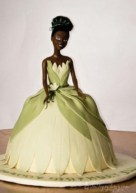 Princess-Tiana-Cake