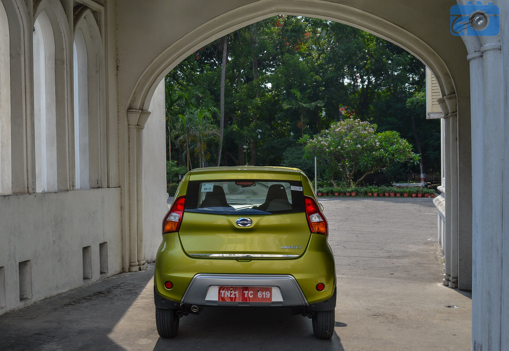 Datsun RediGo Drive Review 27